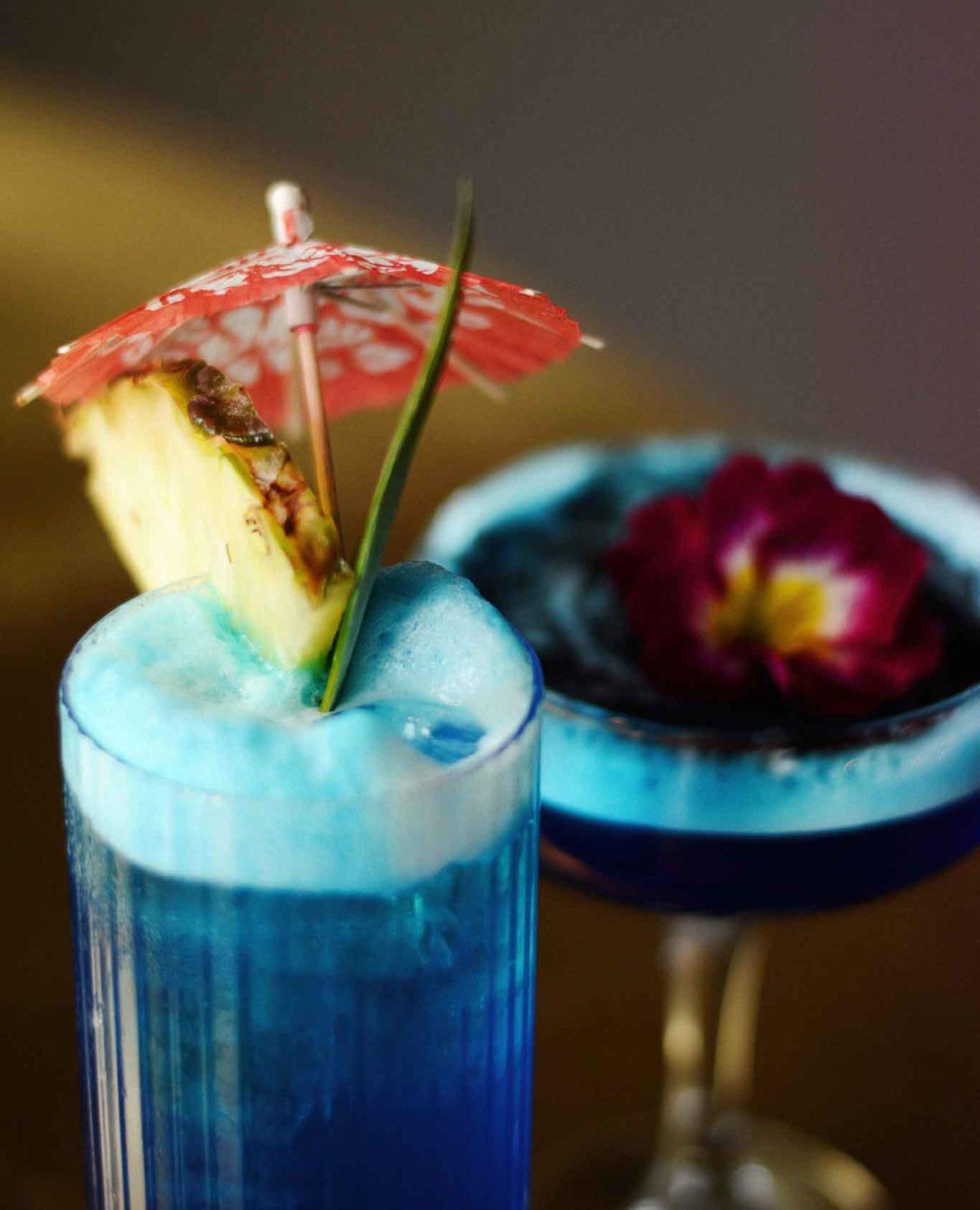 dry milano cocktail la notte stellata