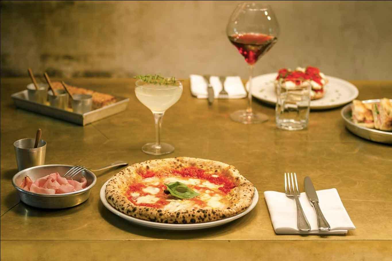Dry Milano pizza margherita