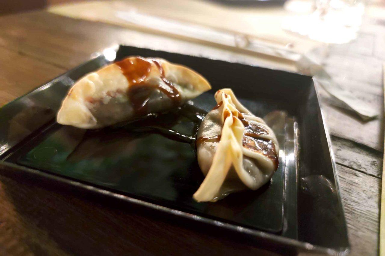 gyoza del Mediterraneo ristorante al maxxi