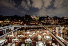 mangiare all'aperto a Roma