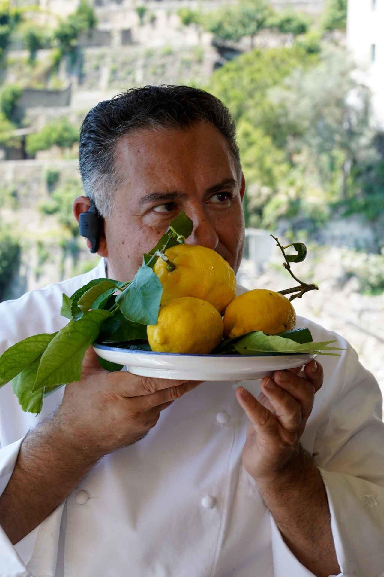 limoni Sal De Riso
