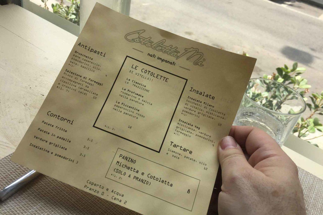menu cotolettami