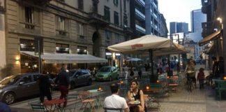 nuovi dehors Milano