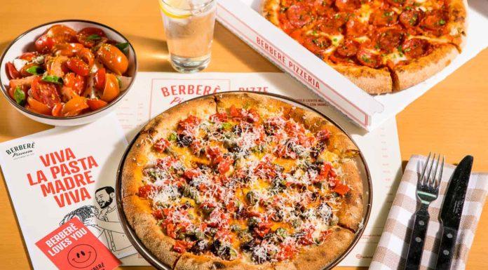 pizza calabrese berberè