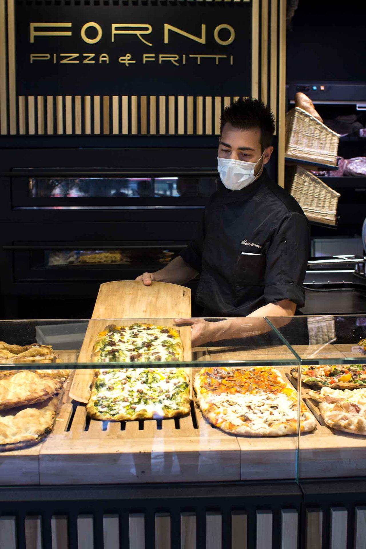 pizza Contro Bistrot Roma