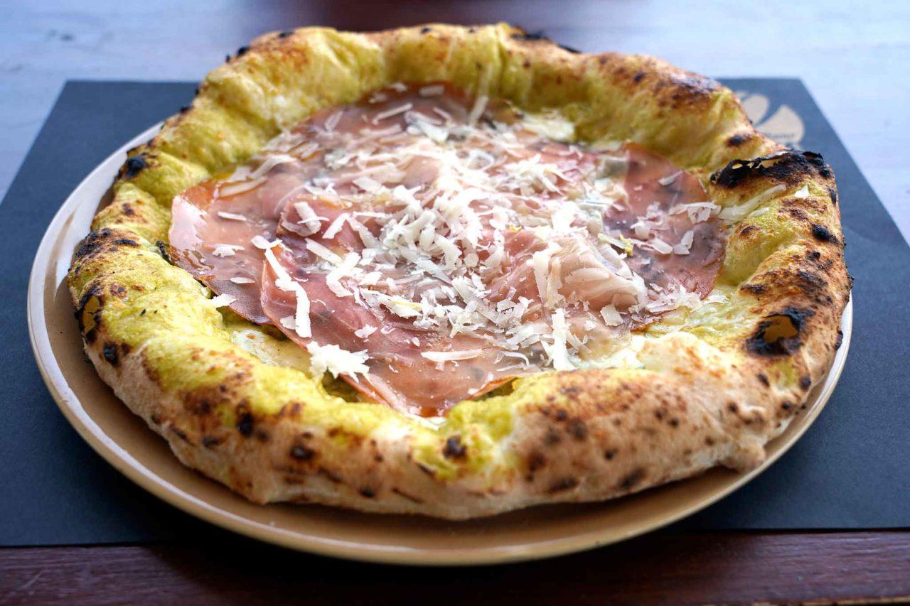 pizza Nerano