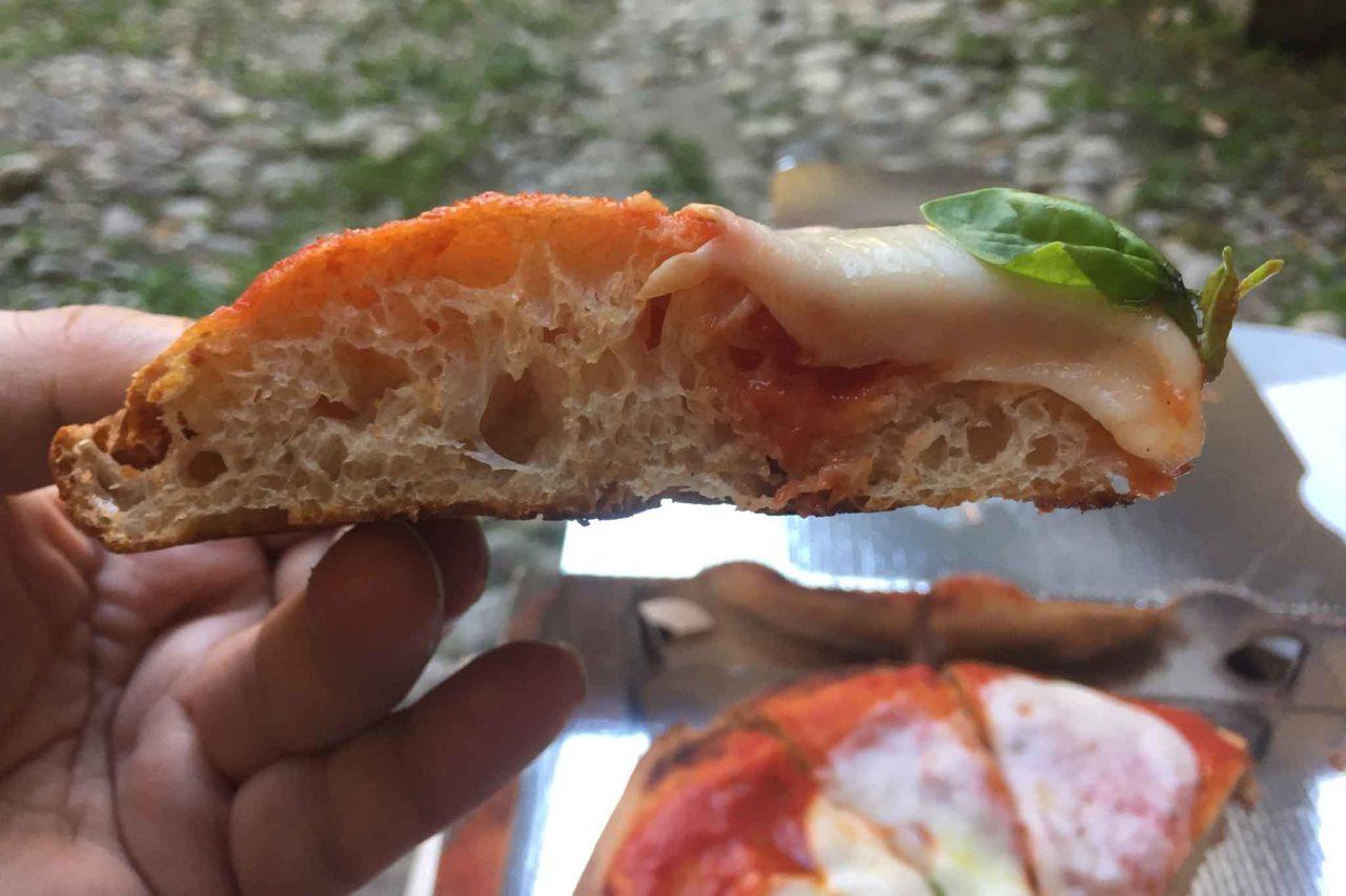 pizza margherita lievito mother delivery valley sezione