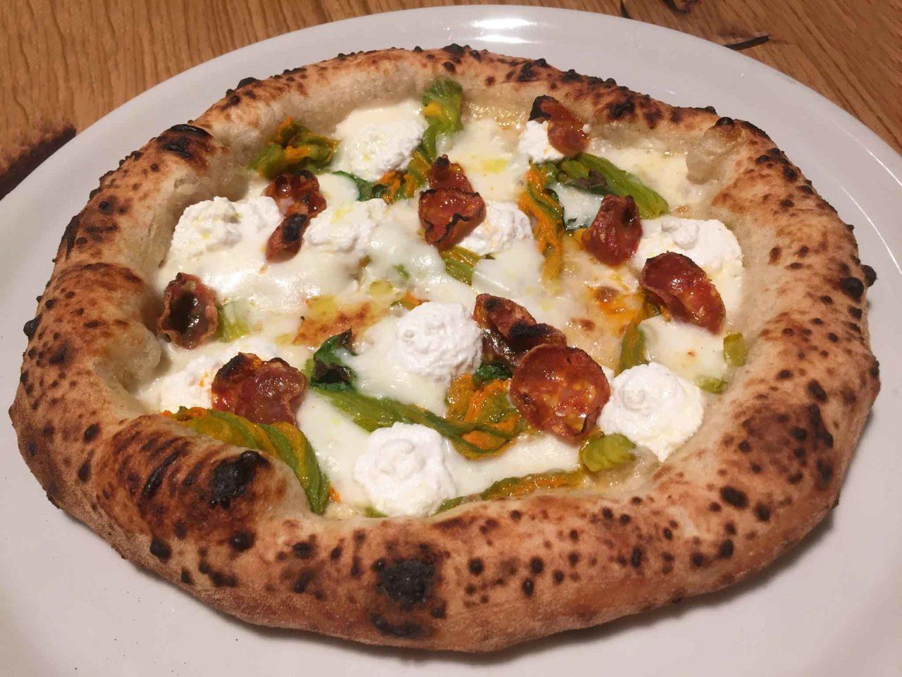 pizza orto estate pizzeria Da Zero