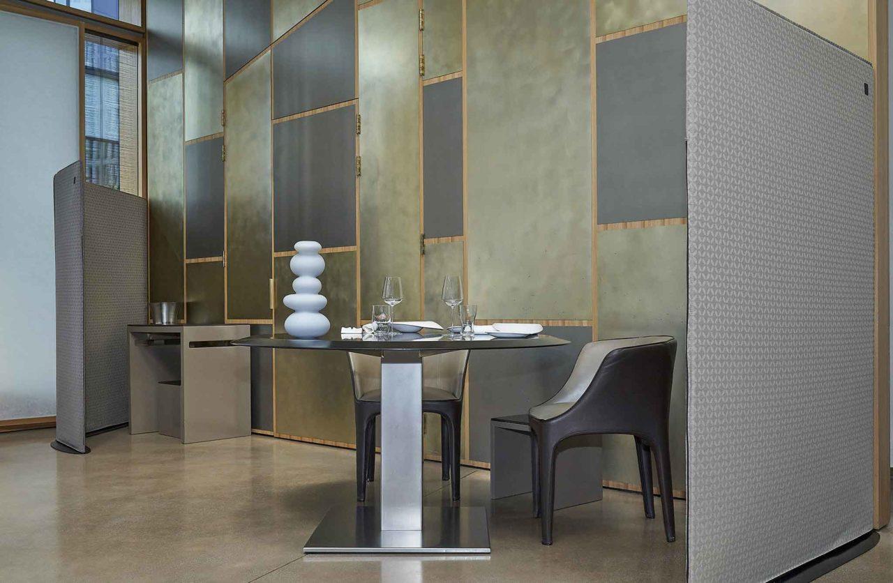 ristorante Berton comfort acustico