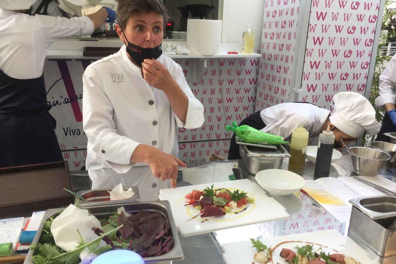 Viviana Varese ristoranti Milano