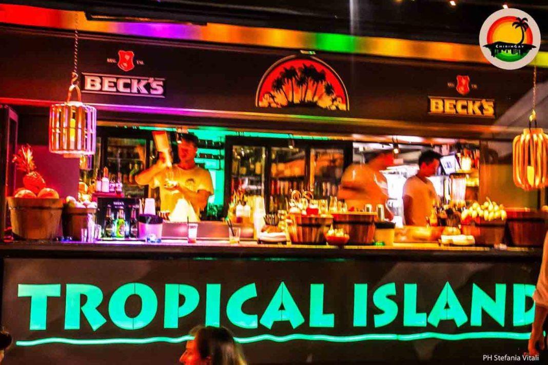 5 chiringuitos di Milano Tropical Island