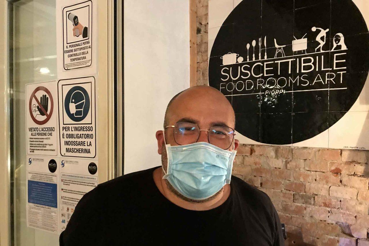 Antonio Morinelli Suscettibile Pioppi