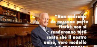 Arrigo Cipriani contro gli chef