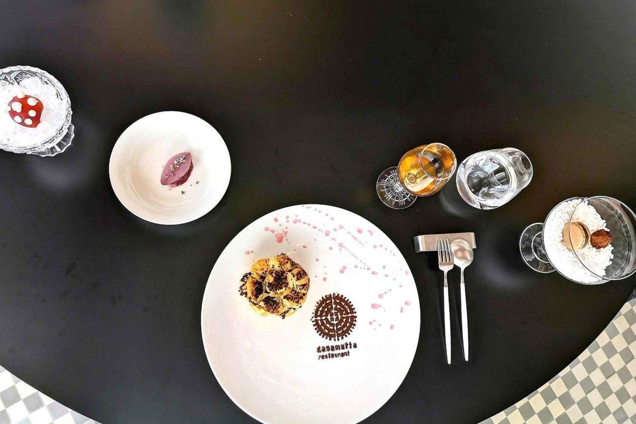 Casamatta Restaurant Manduria dessert