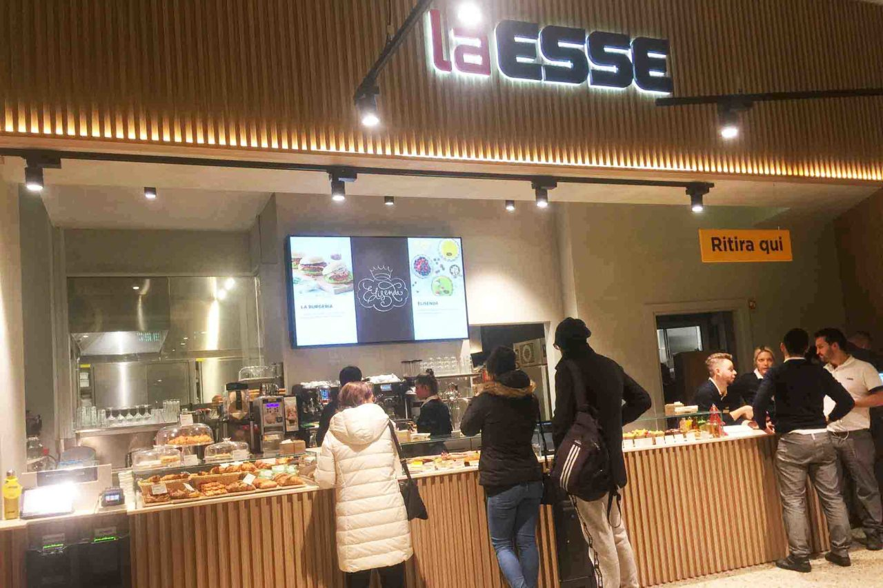 Esselunga supermarket La Esse Corso Italia