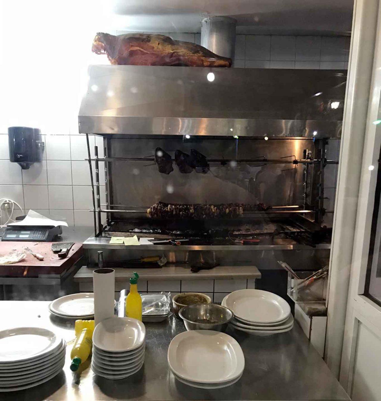 Estia Restaurant Plataria Grecia cucina