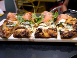 Fonderia Partenopea pizzeria Volla pizza alla pala