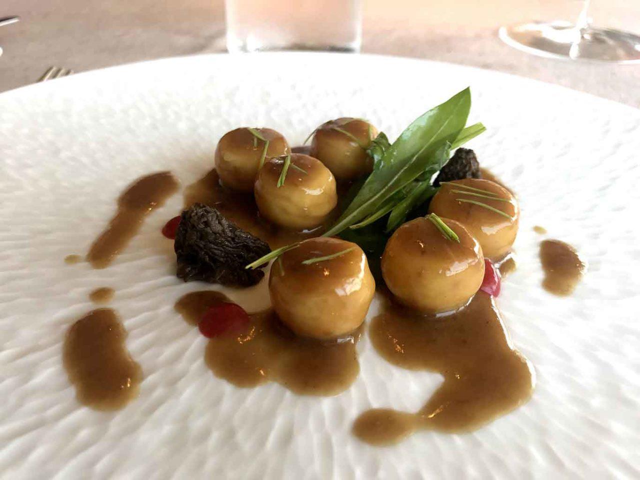 La Peca ristorante a Lonigo gnocchi ai funghi