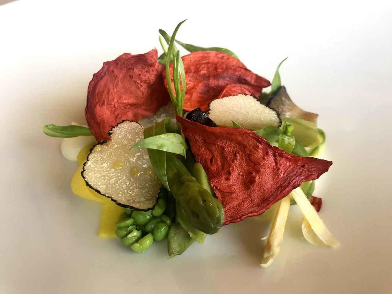 La Peca ristorante a Lonigo insalata