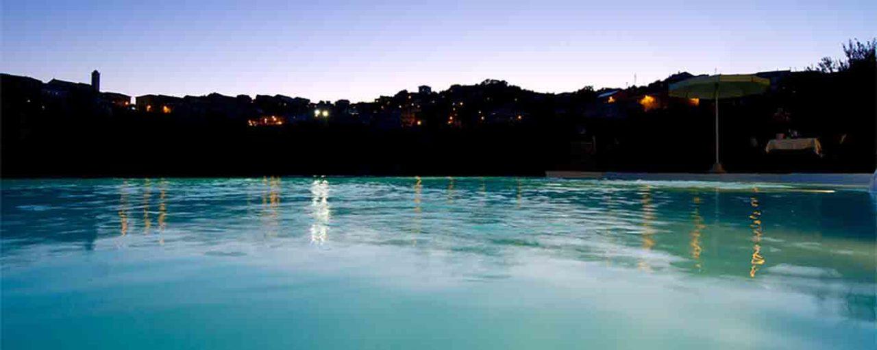Locanda Le Tre Sorelle Casal Velino piscina