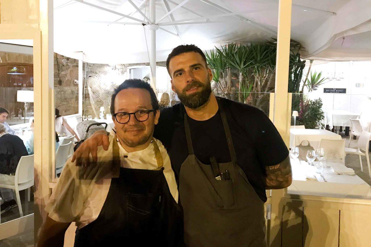 Luigi Iapigio e Antonio Iacoviello