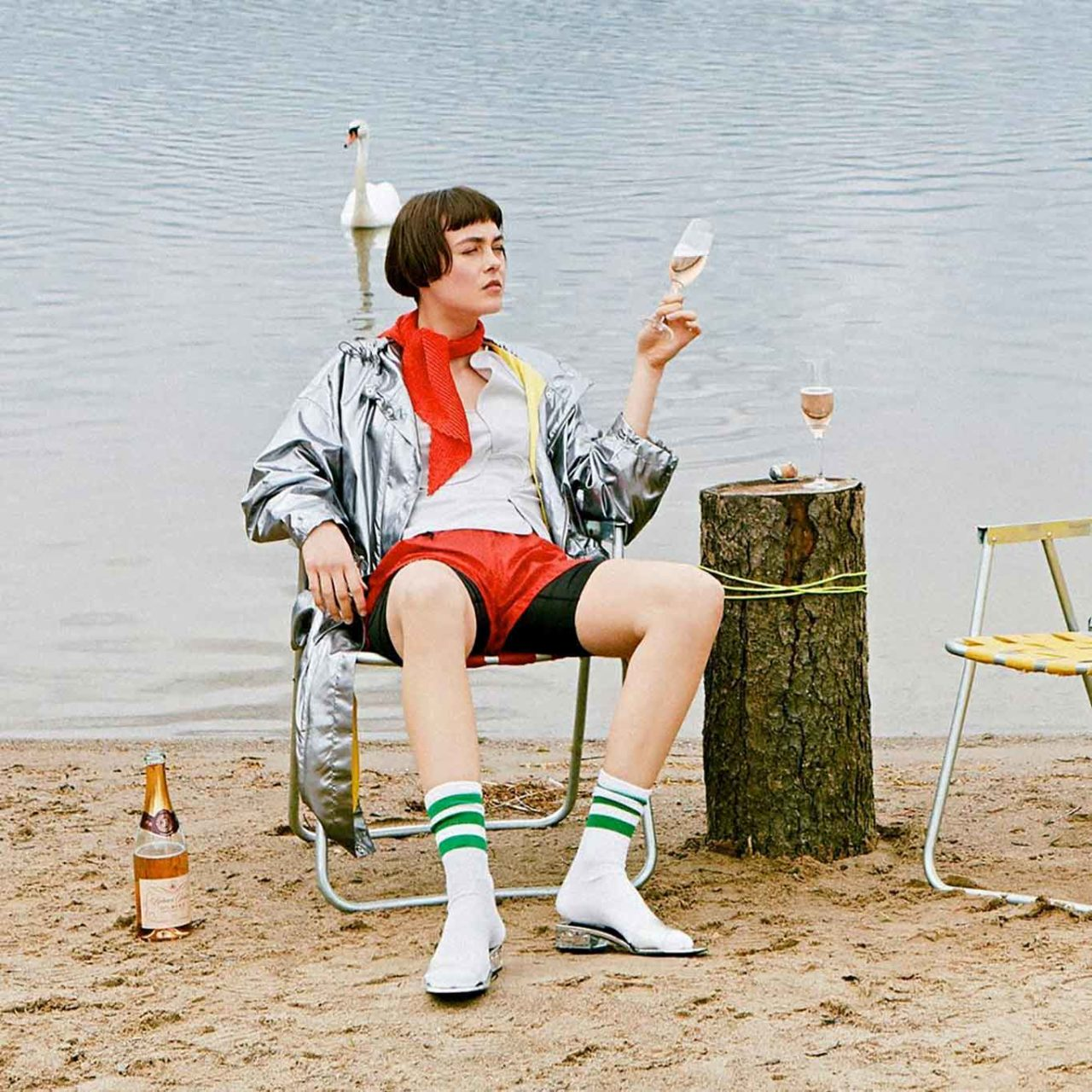 vino sul lago