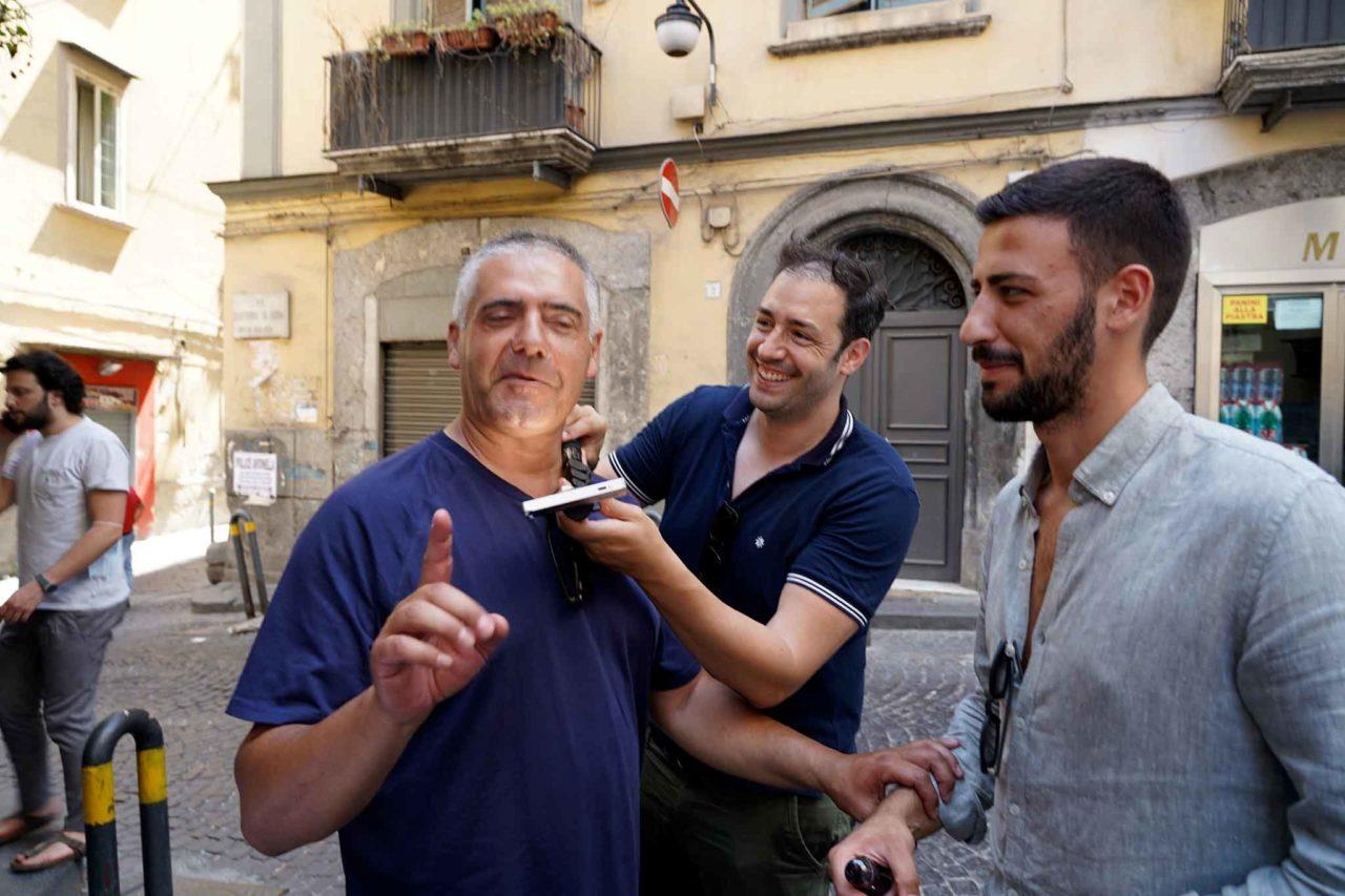 Pizza Napoletana social