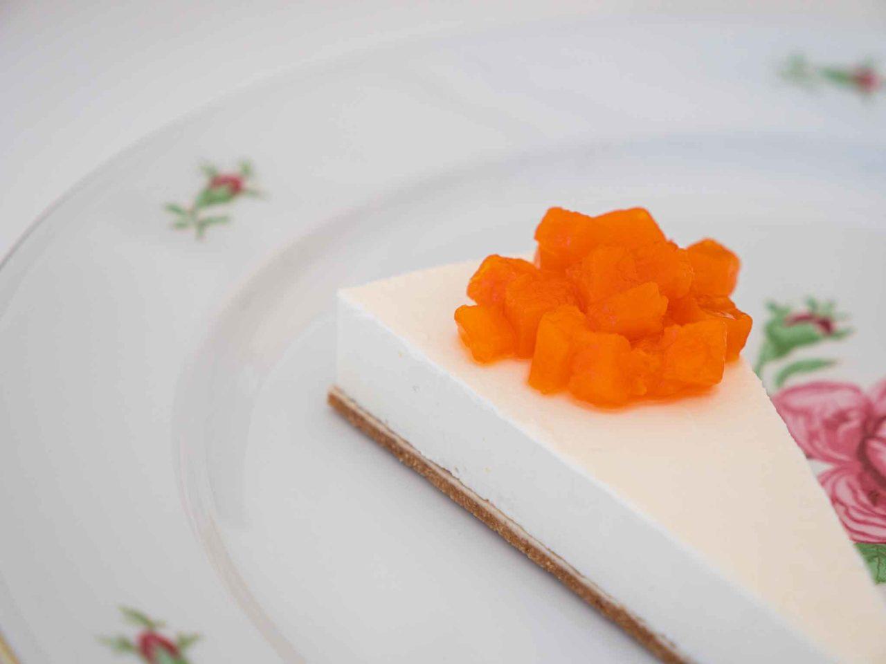 pastiera cheese cake