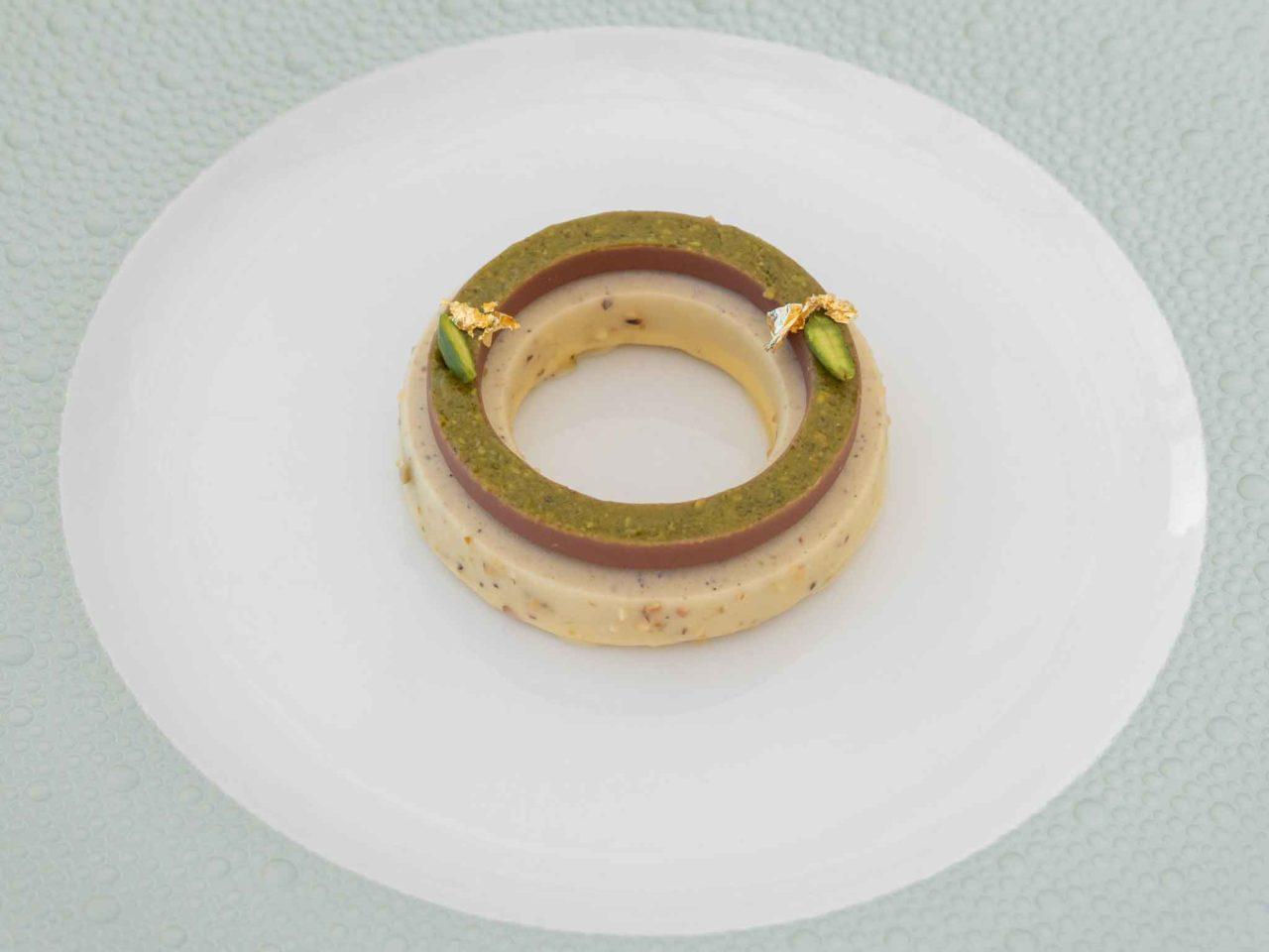 pistacchio e zafferano