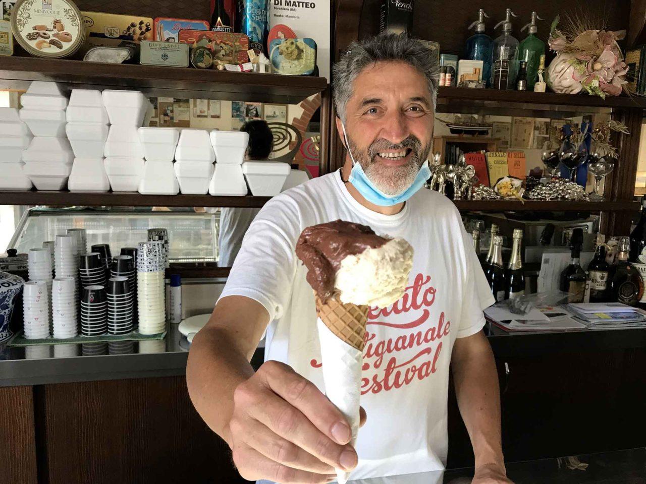 Raffaele Del Verme gelateria Di Matteo
