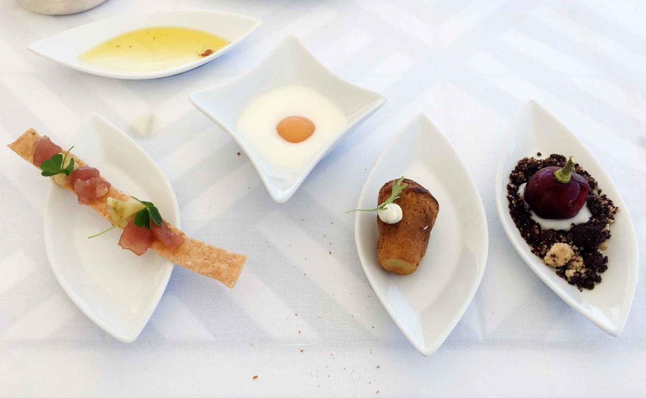 Relais Blu ristorante Massalubrense  benvenuto