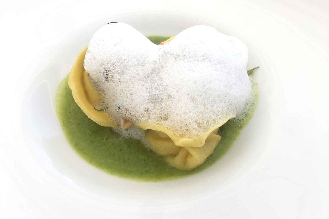 Relais Blu ristorante Massalubrense cappellacci