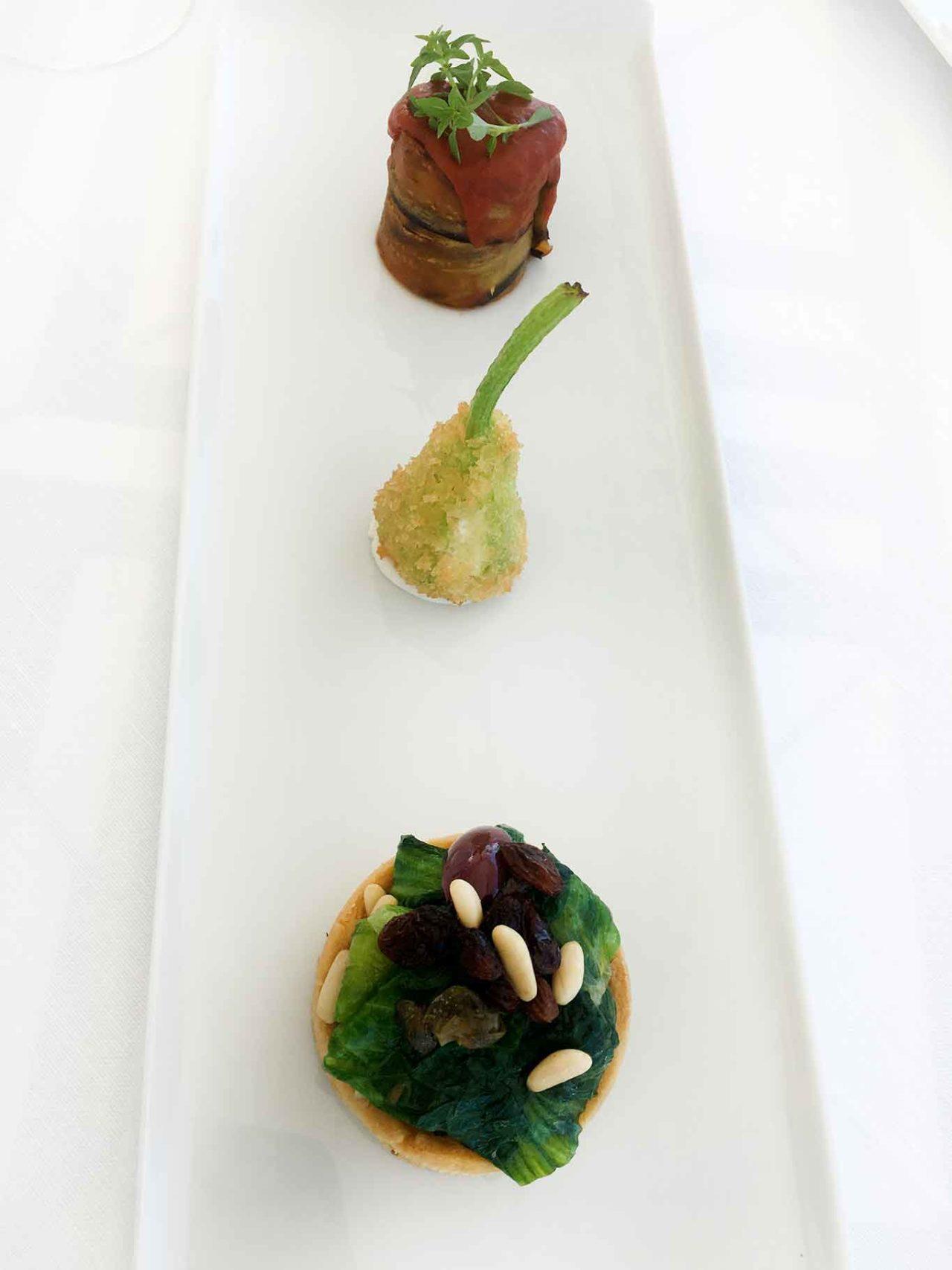 Relais Blu ristorante Massalubrense variazione estate