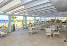 Rimini GB restaurant hotel Baldinini sala sul mare