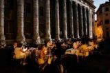 Roma dehors Osteria Ingegno