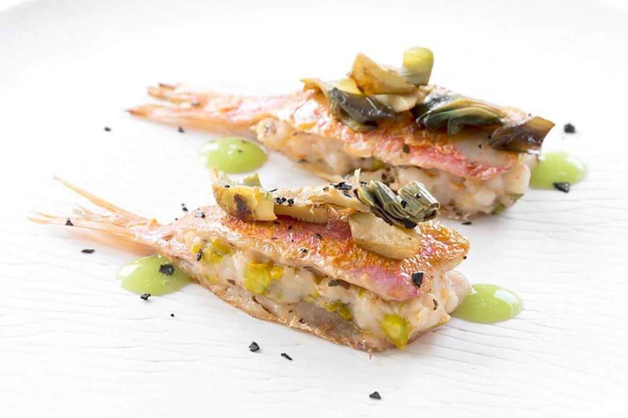 ristoranti di mare all'Argentario: triglie