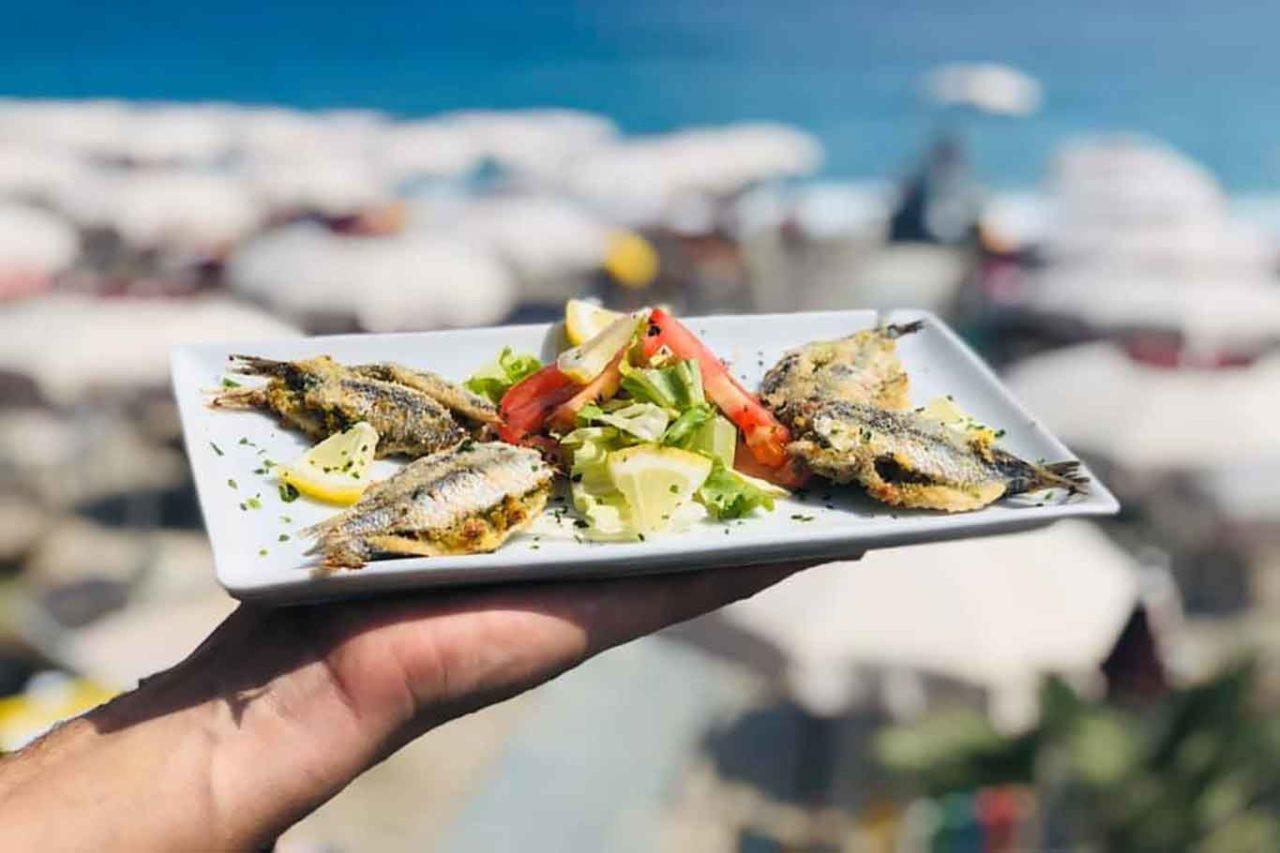 ristoranti di mare con servizio in spiaggia