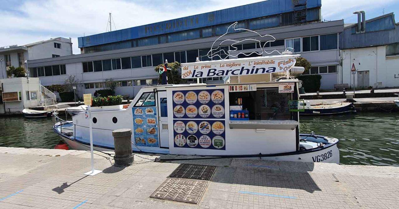 streetfood di mare a Viareggio