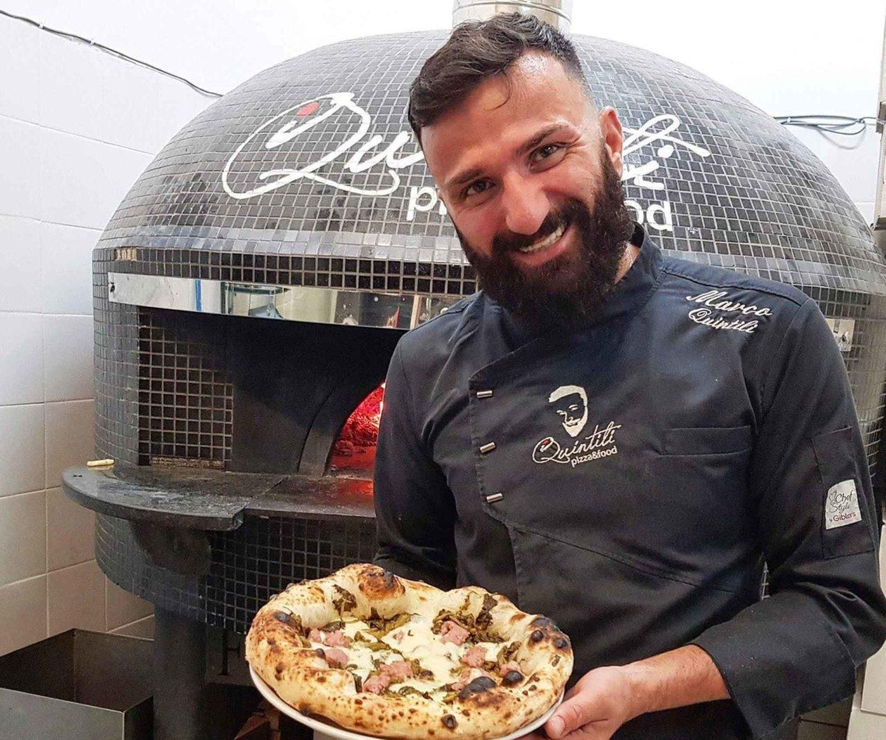 marco quintili pizza