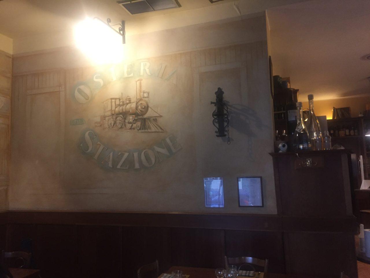 sala ristorante friulano