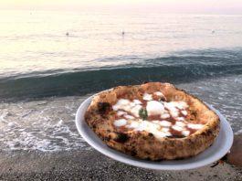 pizza sul mare di Messina Summer Pub