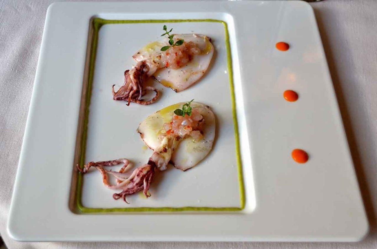 calamaretti grigliati