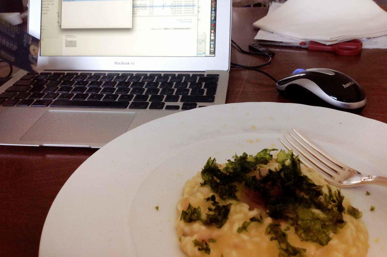 smartworking e ristoranti