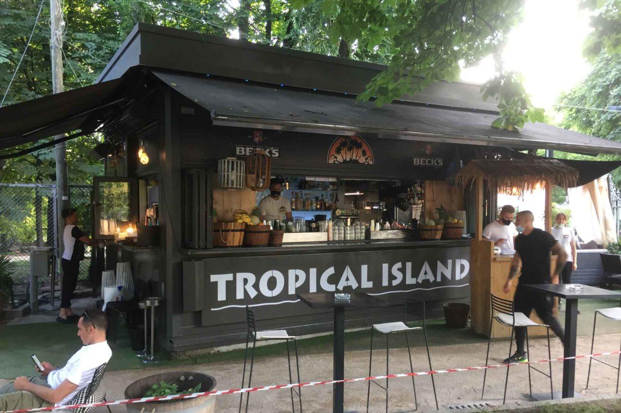tropical island chiringuito porta venezia milano