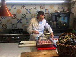 Antonio Buono ristorante Casa Buono Ventimiglia