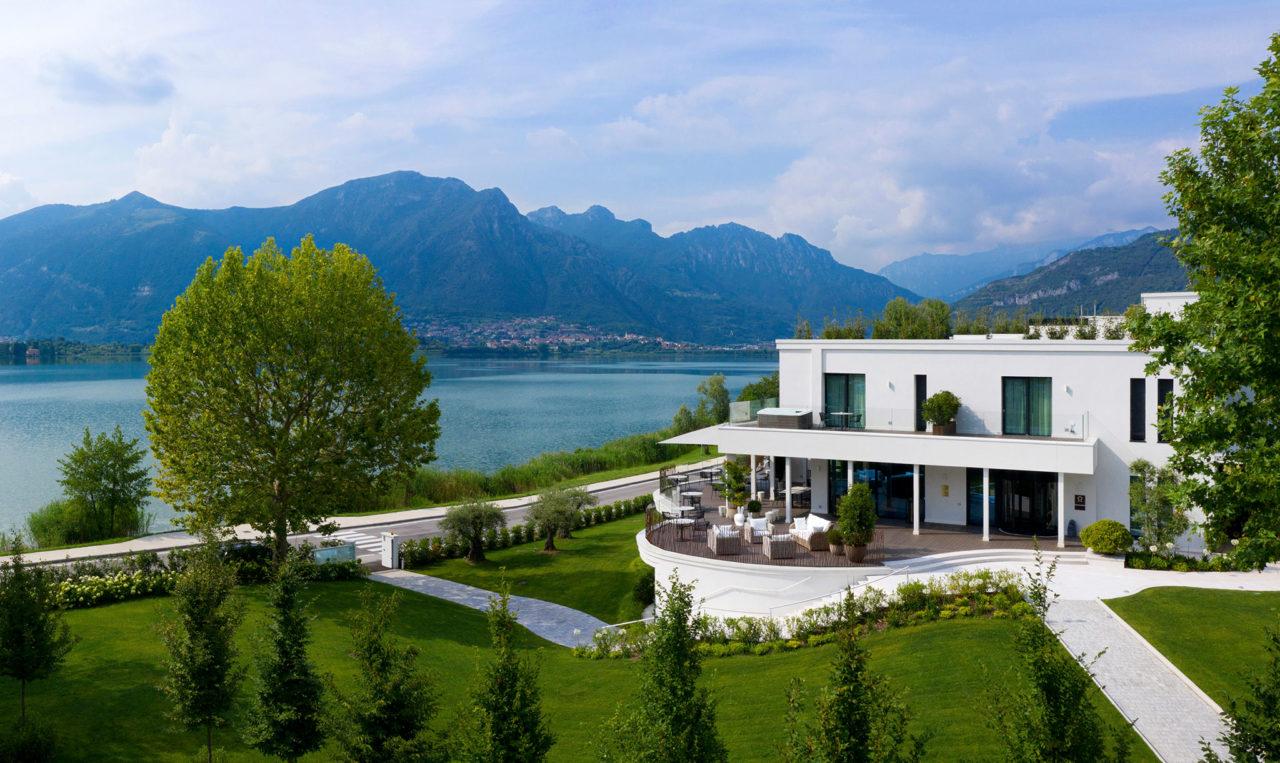 Bianca resort lago Annone