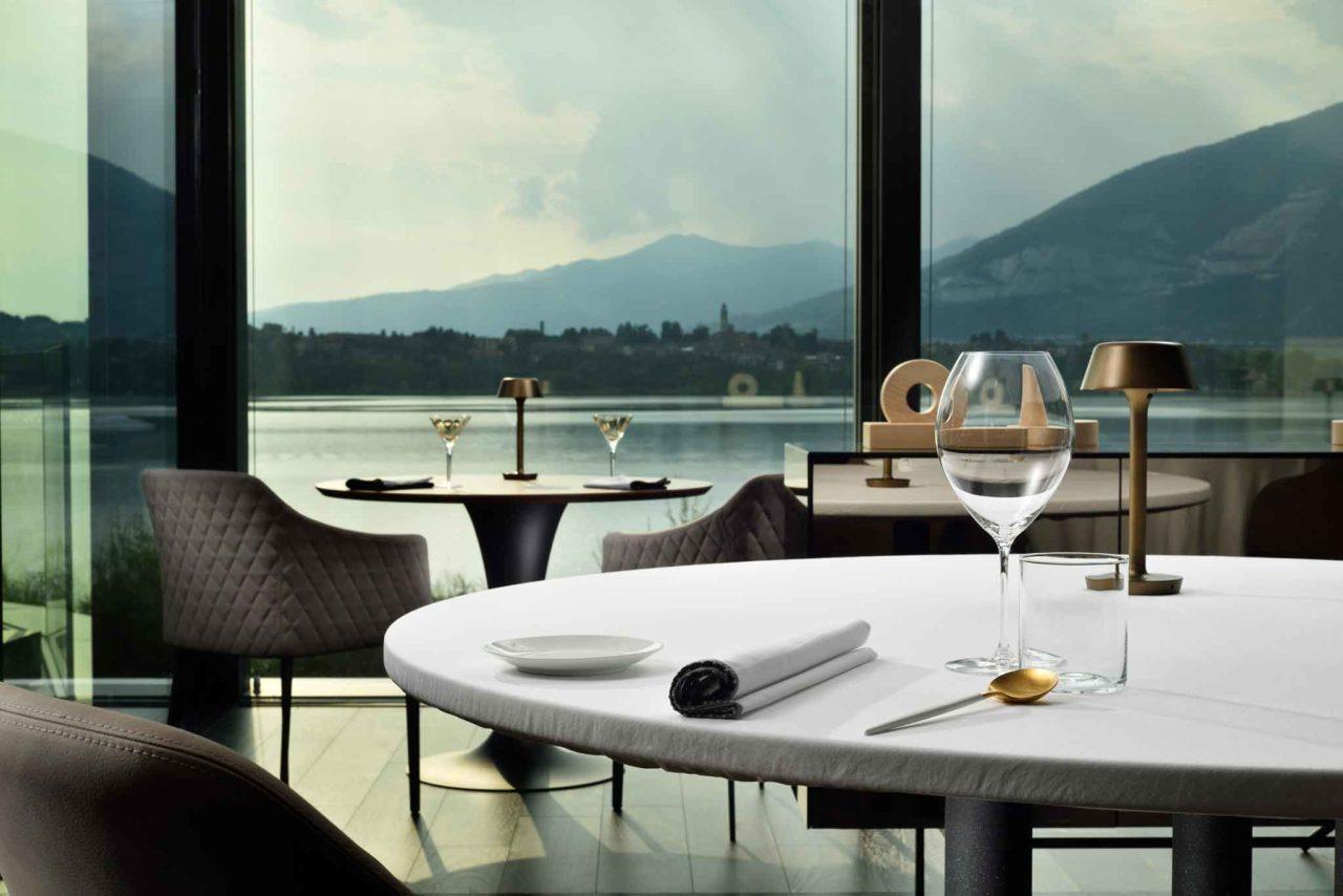Bianca sul Lago annone lecco con lo chef Emanuele Petrosino