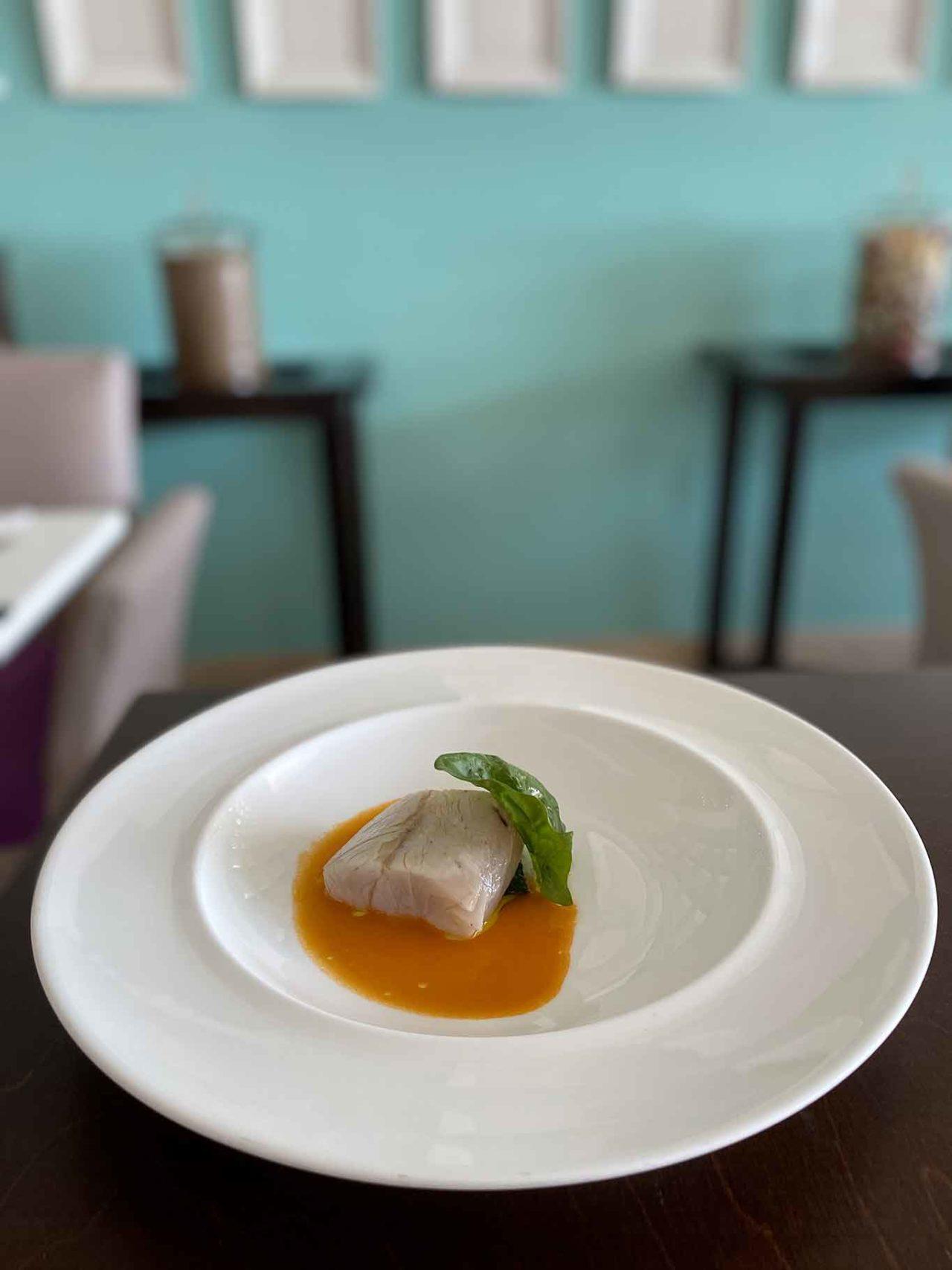 Capri Tiberio Palace Terrazza ristorante pezzogna