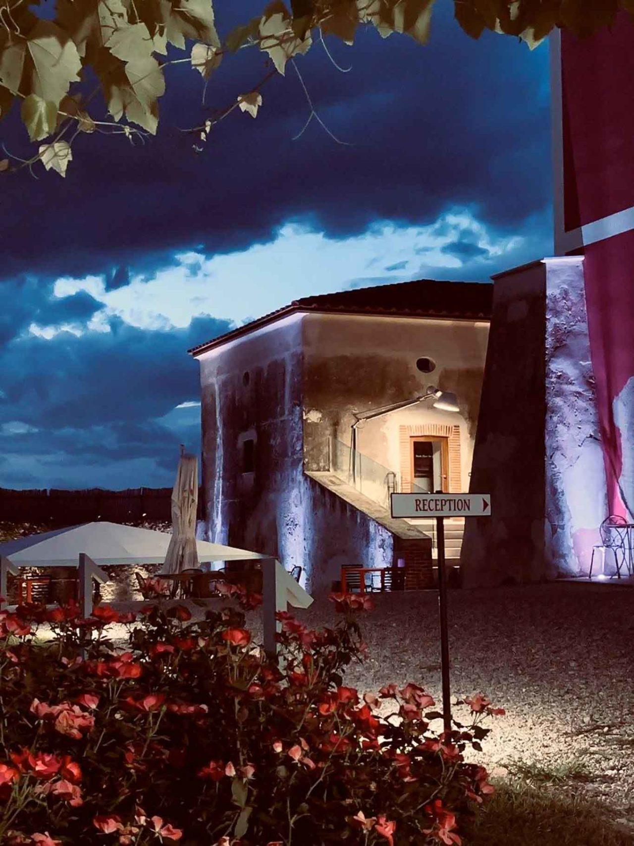 Casa Coloni ristorante Paestum Tenuta Duca di Marigliano