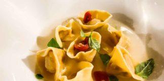 Casa Coloni ristorante Paestum tortelli di parmigiana